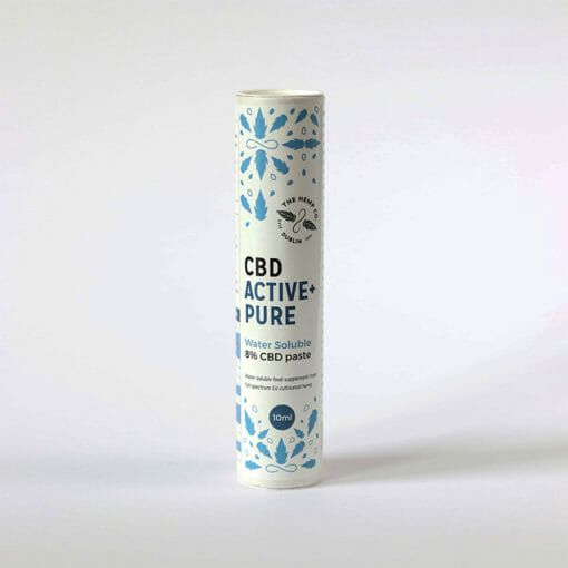 CBD Active Plus Paste by Hemp Company