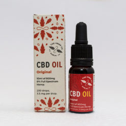 CBD Oil 10ml Original by Hemp Company