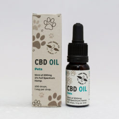 CBD Oil for Pets by Hemp Company
