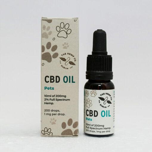 CBD Oil for Pets by Hemp Company