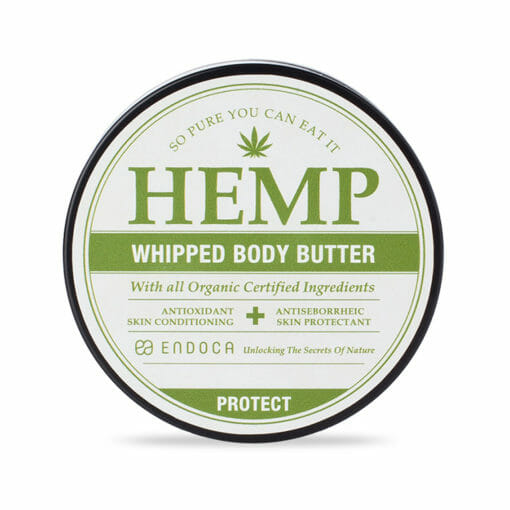 CBD Oil Whipped Body Butter by Endoca