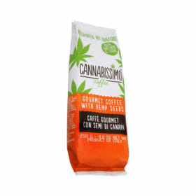 Gourmet Cannabissimo Coffee 250 grams