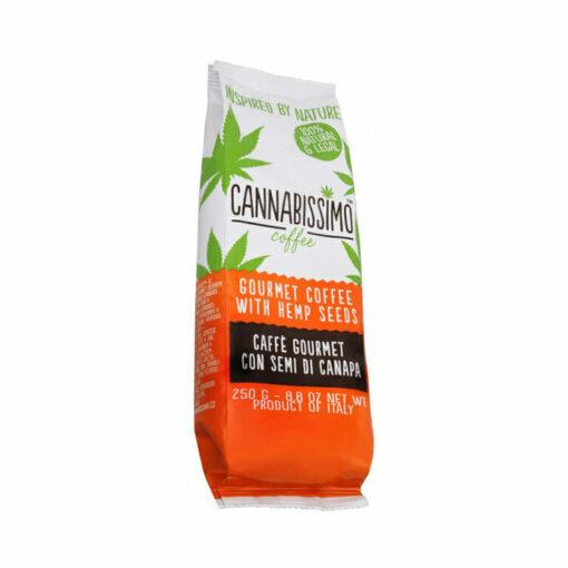 Gourmet Cannabissimo Coffee 250 grams