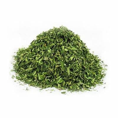 Hemp Tea Leaves by Hanf & Natur