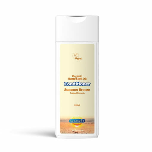 Summer breeze hemp conditioner by Yaoh