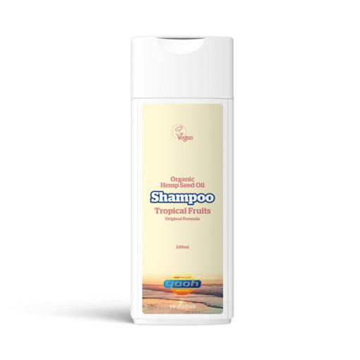Hemp shampoo with Tropical Fruits by Yaoh