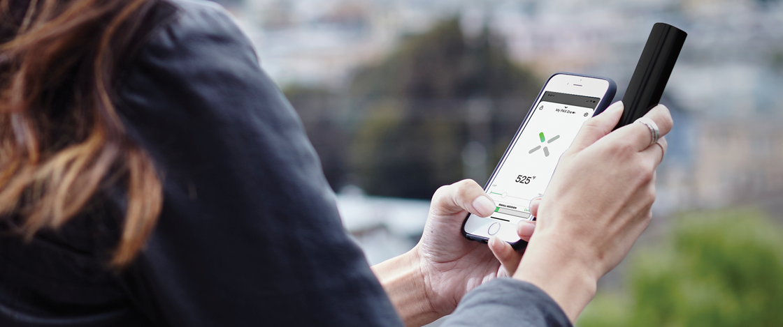 pax 3 vaporizer phone app