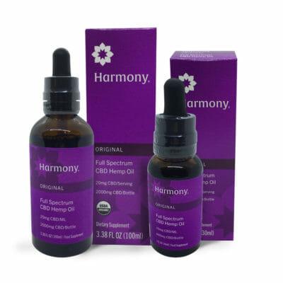 Full Spectrum Oils by New Harmony