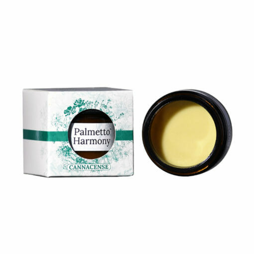 Organic Cannacense shea butter topical cream by Palmetto Harmony
