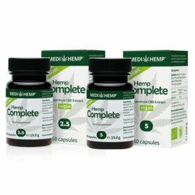 CBD Capsules by MediHemp
