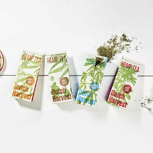 Hemp Tea by Dutch Harvest