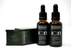 ION CBD, Irish CBD Oil, Irish CBD Brand
