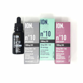 CBD Oil by ION