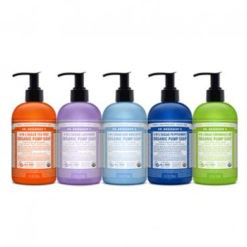 4 in 1 Soap for your Hands, Face, Body and Hair by Dr Bronner
