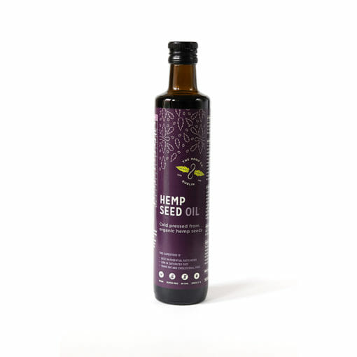 Hemp Seed Oil 500ml by Hemp Company