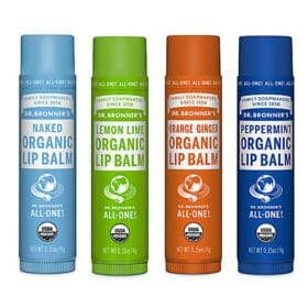 Organic Lip Balm by Dr Bronner's