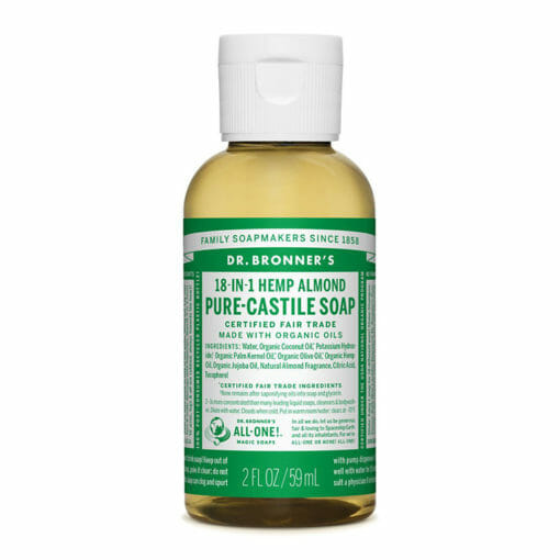 Pure Castile Liquid Soap Almond by Dr. Bronner's