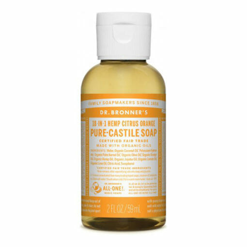 Pure Castile Liquid Soap Citrus by Dr. Bronner's