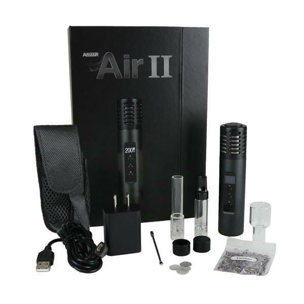 Included in box Arizer Air 2