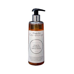 Roobios and Hemp Hand Wash, part of the full Hemp Company Hemp Bodycare and Cosmetics range,