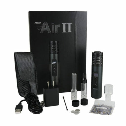 Air II Portable Vaporiser All Parts by Arizer