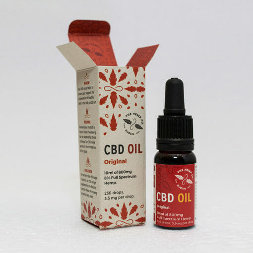 CBD Bundle Original by Hemp Company