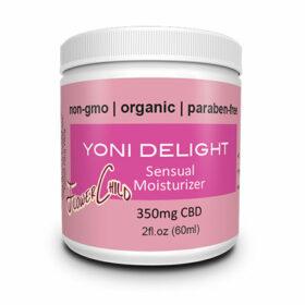 Yoni Deligh Sensual Moisturiser by FlowerChild