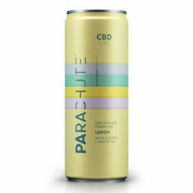 Lemon flavored CBD based soft drink by Parachute