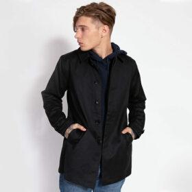 Water Resistant Smart Overcoat