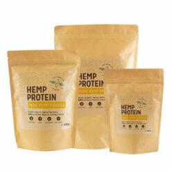 Hemp Protein - Pure Hemp Powder by The Hemp Company Dublin