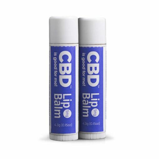 CBD Lip Balm 5mg by Elixinol