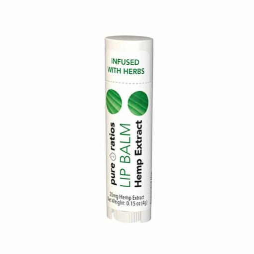 Hemp Extract Lip Balm by Pure Ratios