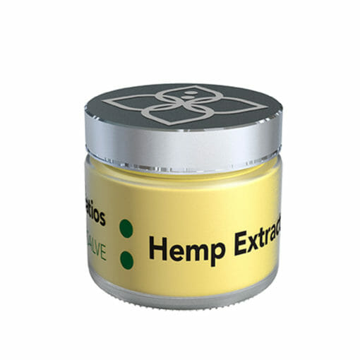 Hemp Extract Topical Salve by Pure Ratios