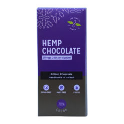 Hemp Chocolate 25mg CBD