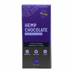 Hemp Chocolate 25mg CBD
