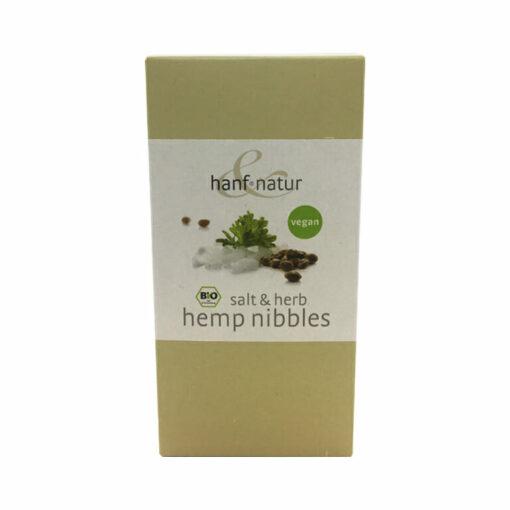 Salt & Herb Hemp Nibbles by Hanf Natur