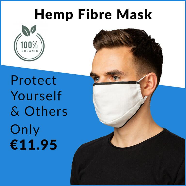 Hemp Fibre Mask