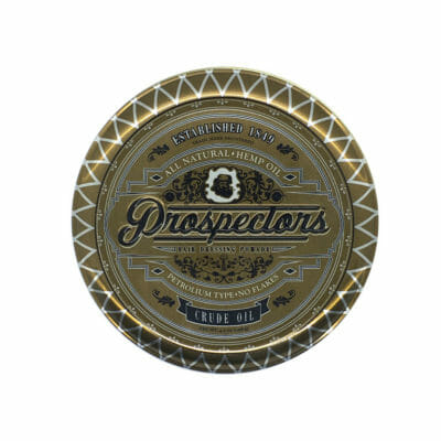 Hair Dressing Pomade Crude Oil by Prospectors