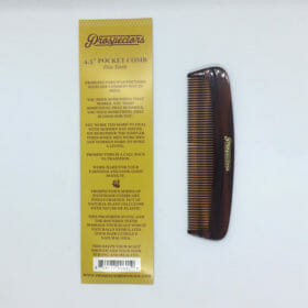 Pocket Comb Fine Teeth by Prospectors