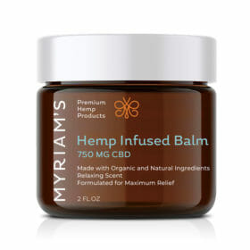Myriam's Hope Hemp Balm 750mg