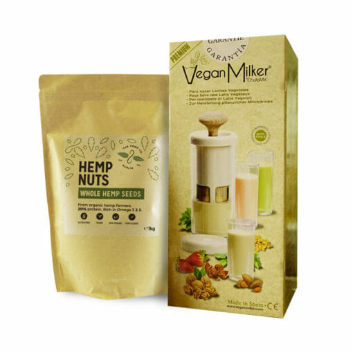 The Vegan Milk Alternative Bundle