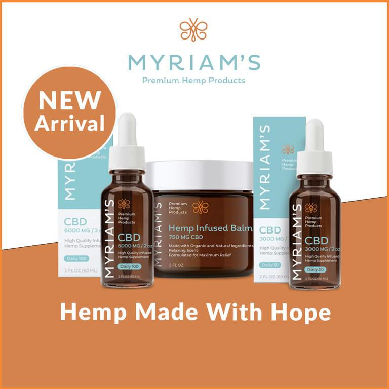 Myriam's Hope