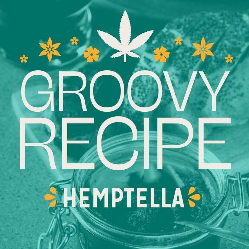 Hemptella Chocolate Spread Vegan Recipe